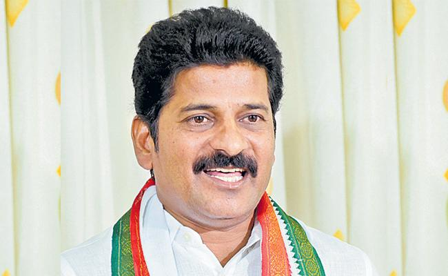 Revanth is new PCC chief for Telangana!