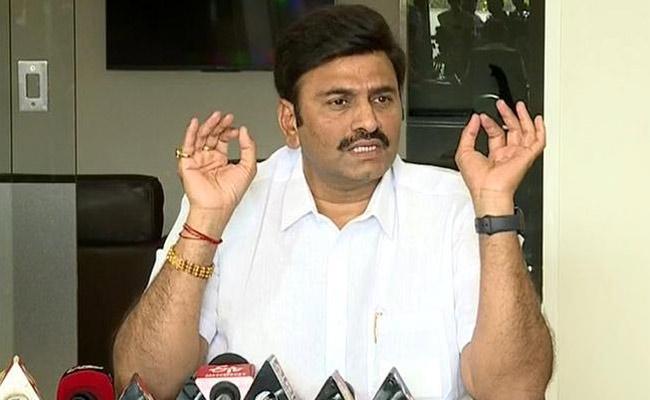 Raju sees Jagan conspiracy behind CBI case!