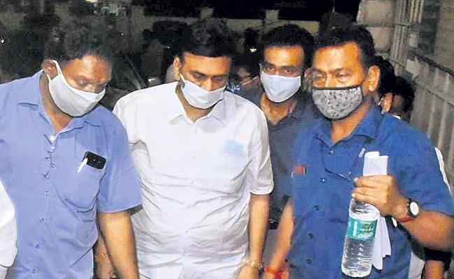 Raghurama Raju To Be Treated At Army Hospital