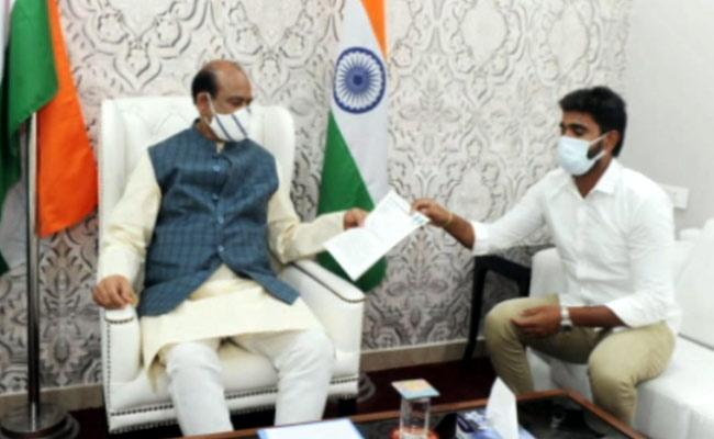 YCP Renews Petition For Disqualification Of Raghurama