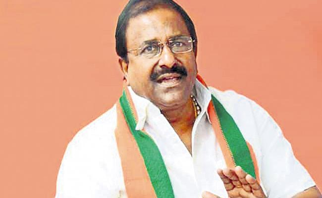 Andhra BJP chief to lose his council post!