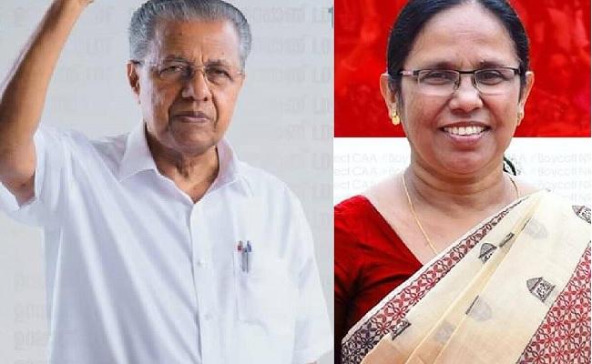 Buzz: Party Defends Its Decision About Shailaja