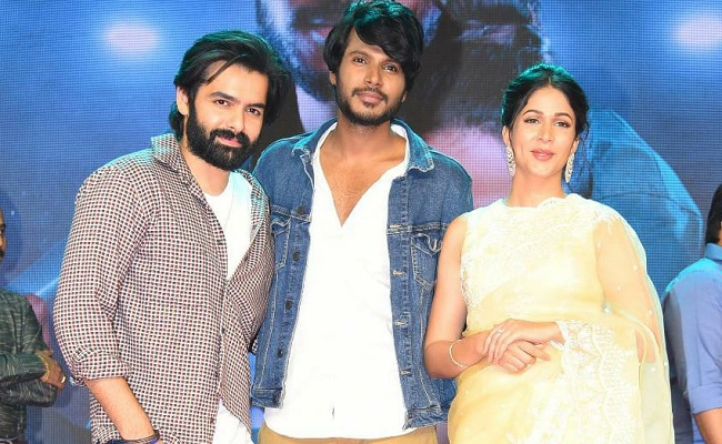 Sundeep Kishan Conquering Everything: Ram