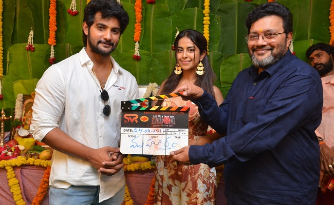 Aadi's Amaran In The City To Be High On VFX