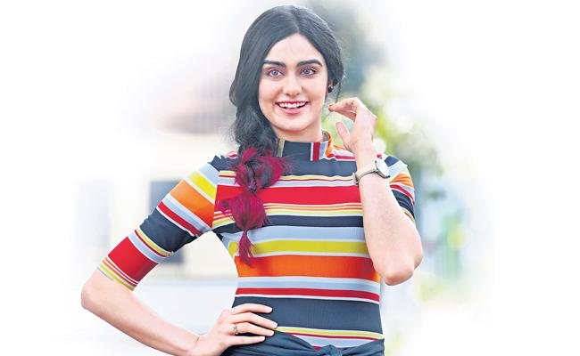 Adah Sharma says she has signed five Telugu films.. - Greatandhra.com