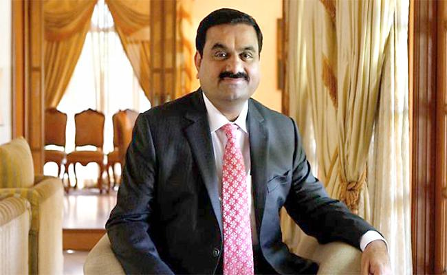 Deal Struck In Delhi - Adani To RS From AP?