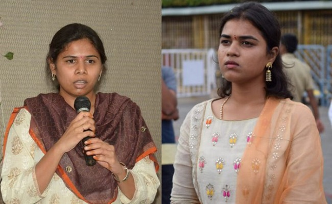Bhuma Sisters Not In Talking Terms?