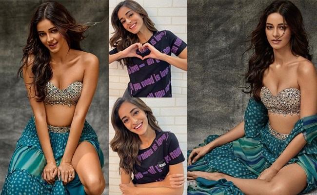 Pics: Puri's Heroine Looks Sensuous