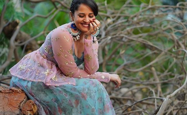 Anasuya Bharadwaj's Sizzling Item Number In CKC!