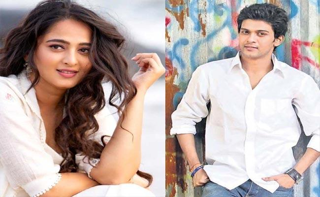 Anushka Shetty To Romance With Naveen Polishetty