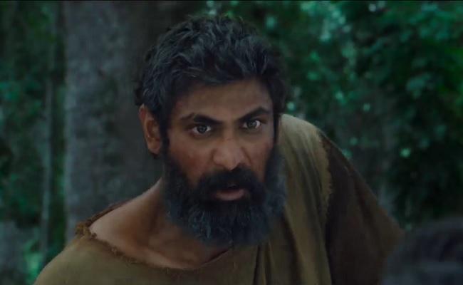 Aranya Trailer: Witness The Biggest Battle