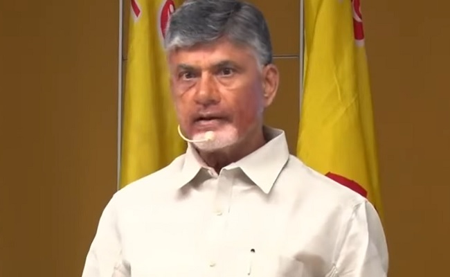 If Naidu Is To Be Believed, TDP's Vote Base Is Intact