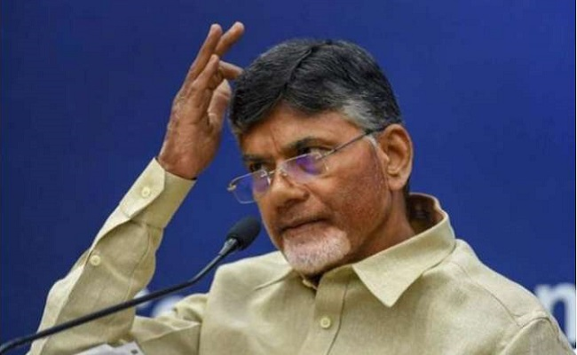 Naidu Commits Serious Offence Ridiculing Courts