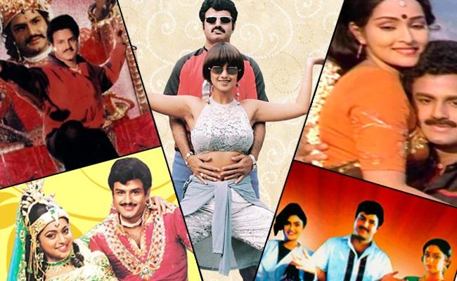 Opinion: Top 5 Best Films In Balakrishna's Career