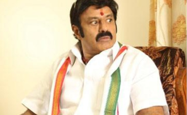 Balakrishna gets a Big Shock in Hindupuram