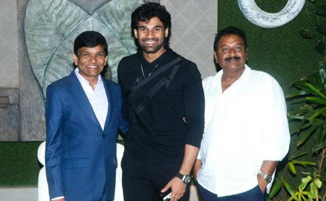 Chatrapathi Remake Suffers Heavy Losses Due To Rains