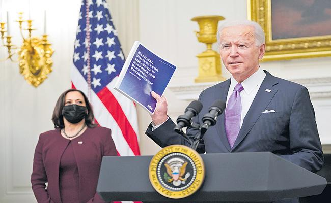 One week in, Harris' interview backfires on Biden White House