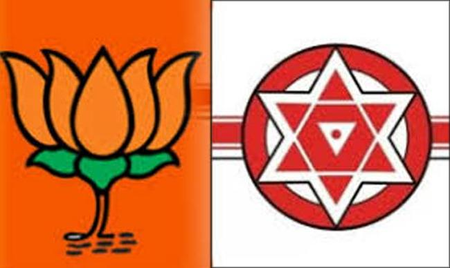 BJP-JSP To Take Their 'Glass' To Election Commission