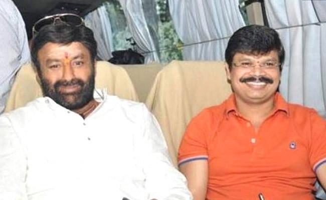 Buzz: Balayya Transfers His OCD To Boyapati
