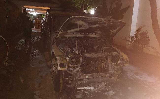 BJP MLA's car torching was over 'rich-poor divide'