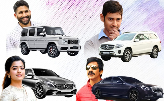 Mercedes Boys And Girls In Tollywood