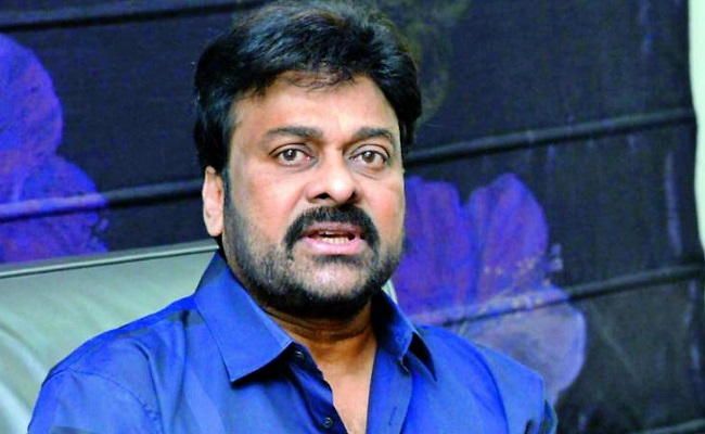 Buzz: Chiranjeevi Halts All Next Movies!