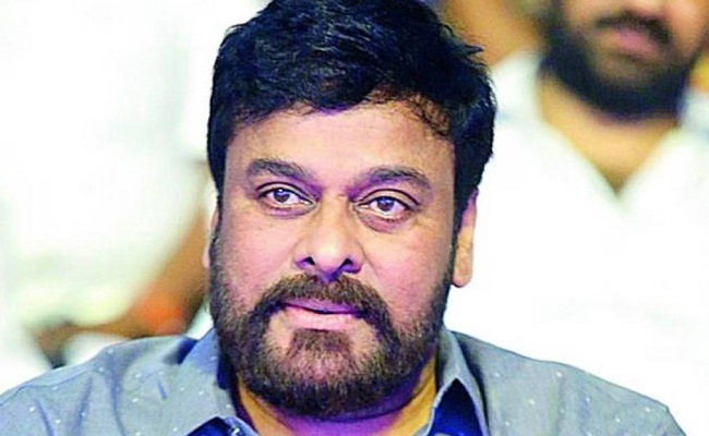 Chiranjeevi Doing Charity More Than Ever