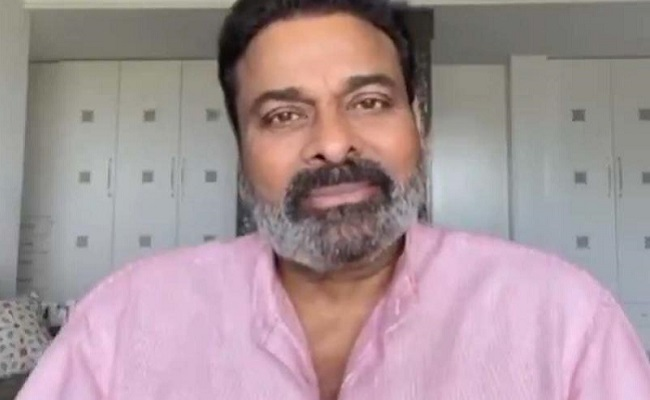 Is Chiranjeevi In Utter Confusion?