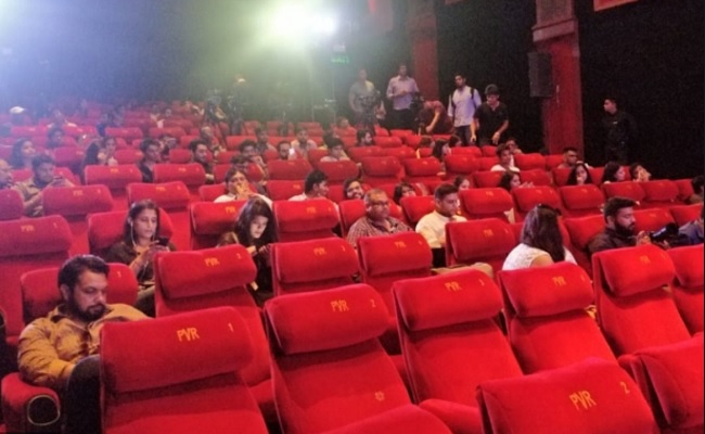 Theaters in AP and TS Still Screening Movies