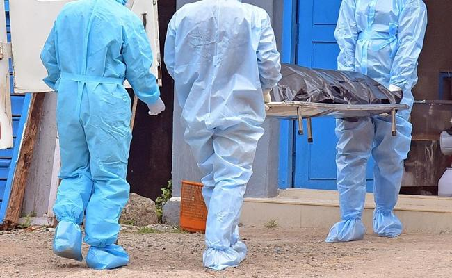 Big surge in Covid deaths, cases in Andhra