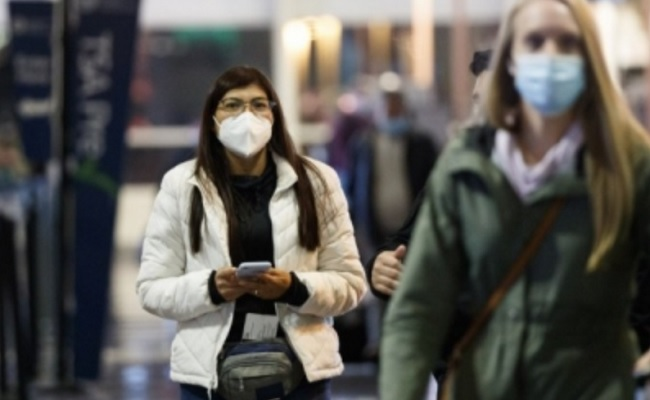 Covid-19 infection is transmitted via air, says US CDC