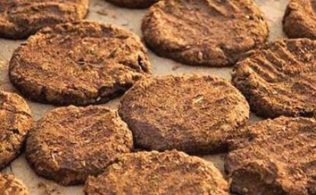 Cow dung cakes found in bag destroyed by US Customs