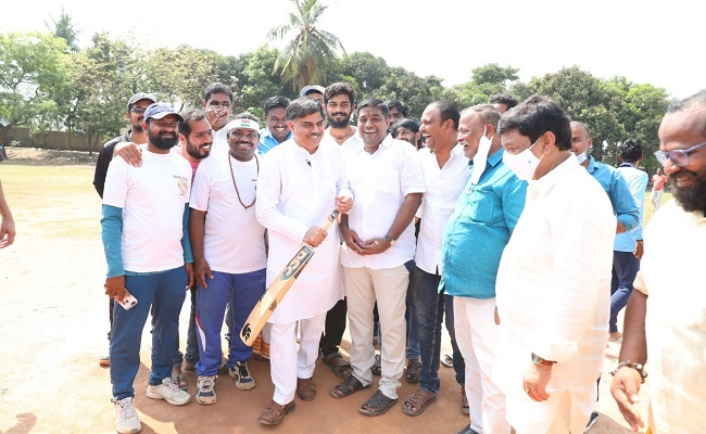 A cricket tourney exclusively for Brahmin priests in AP