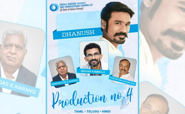 Dhanush-Sekhar Kammula, What A Combo