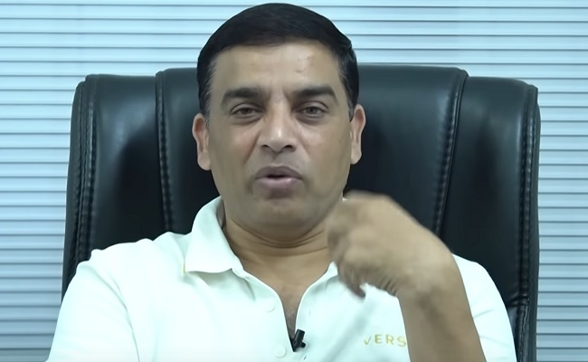 Dil Raju Sells Four Films to Zee Group!