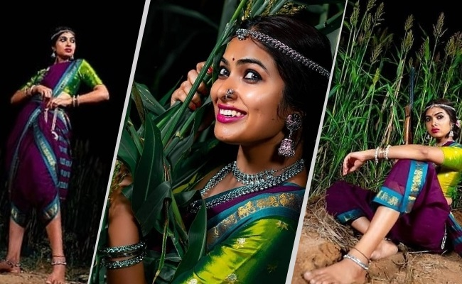 Pic Talk: Divi Oozing Hotness in Traditional Wear