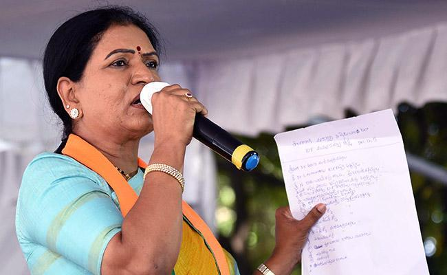 BJP Rules Out Any Understanding With TRS
