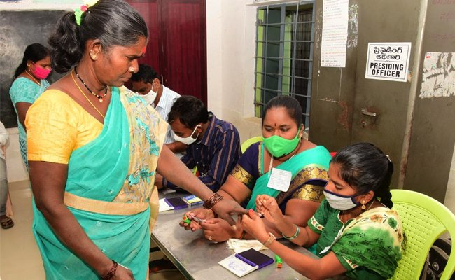 Suspense Continues Over ZP, MP Poll Results In AP!
