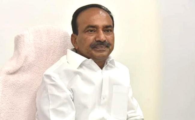 TRS To Expel Eatala, Before He Quits