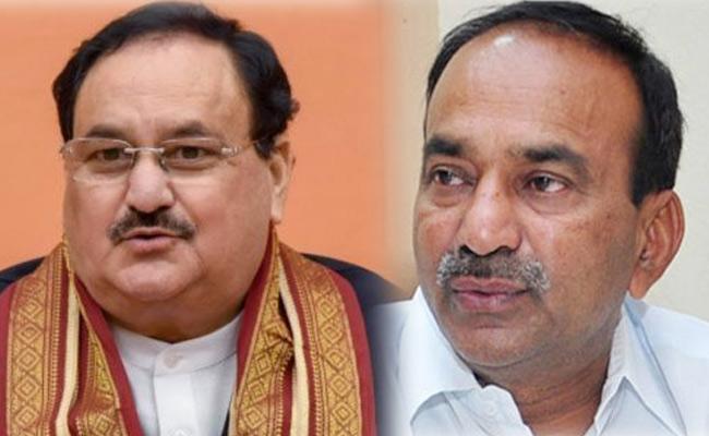 Congress Rues Eatala's Defection To BJP!