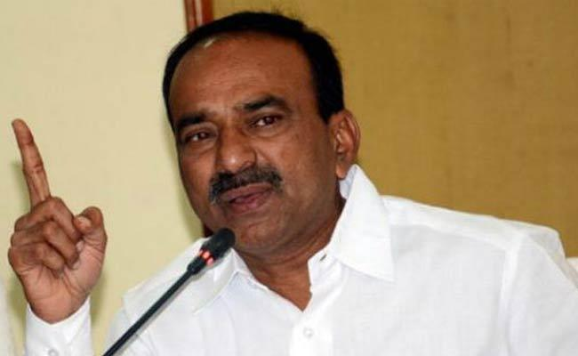 No Independent Voice In TRS, Says Eatala