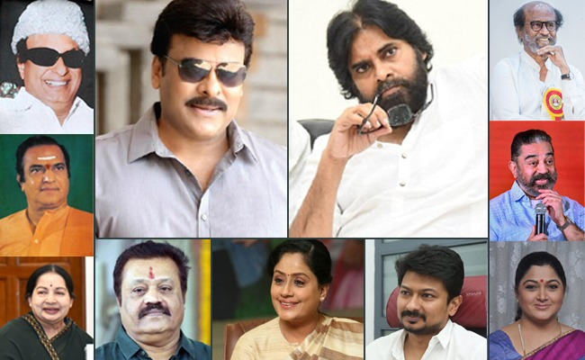 Can't Film Stars Become Chief Ministers Again?
