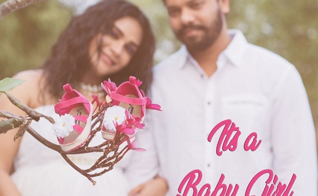 Actress Hari Teja Blessed with Baby Girl