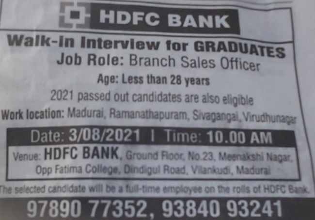 Recruitment ad that mimicked memes puts HDFC Bank in a spot