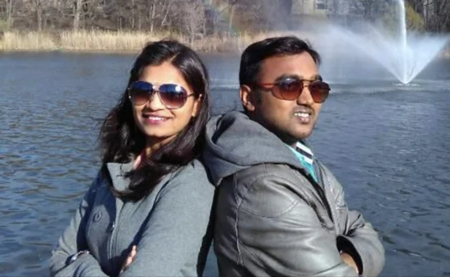 Indian Techie, Wife Found Dead In US