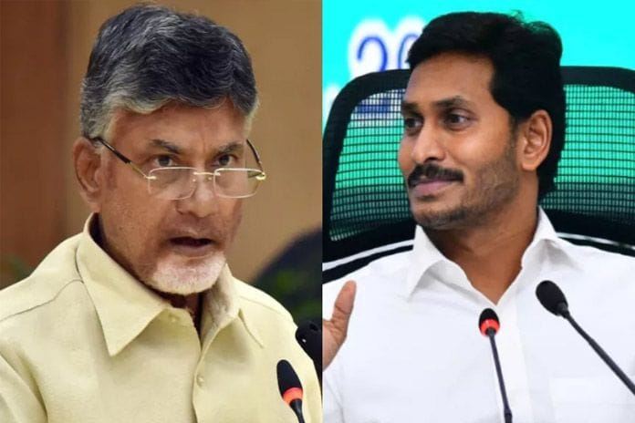 Jagan doesn't want to see Naidu in assembly?