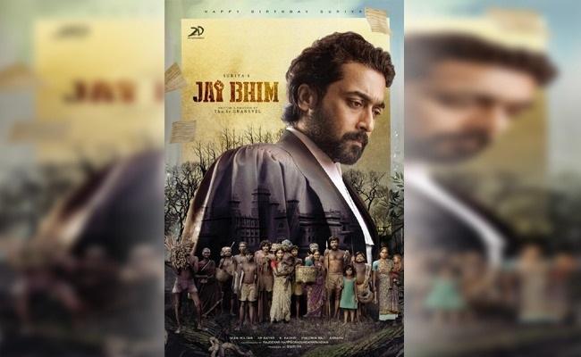 Pic Talk: Suriya Says Jai Bhim