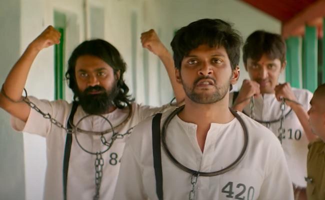 Jathi Ratnalu Teaser: Rib-tickling