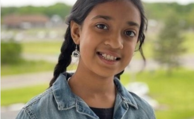 Indian origin girls in Johns Hopkins' world's 'brightest' list