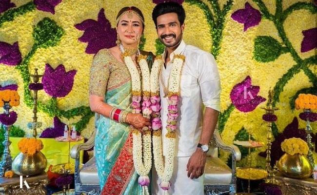 Jwala Gutta weds Actor Vishnu Vishal